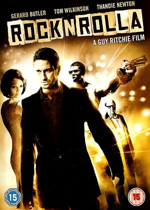Rent RocknRolla Online DVD Rental