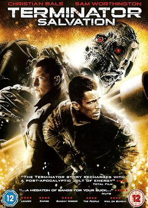 Terminator Salvation Online DVD Rental