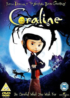 Coraline Online DVD Rental