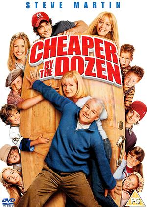 Cheaper by the Dozen Online DVD Rental