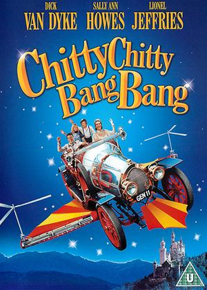Rent Chitty Chitty Bang Bang Online DVD Rental