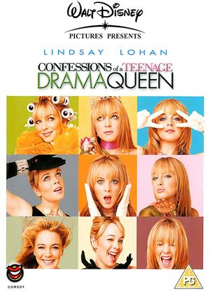 Rent Confessions of a Teenage Drama Queen Online DVD Rental