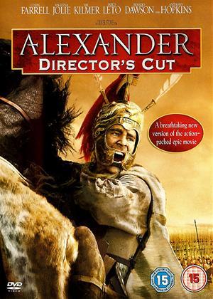 Alexander Online DVD Rental