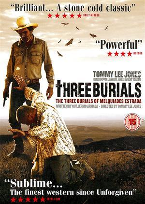 The Three Burials of Melquiades Estrada Online DVD Rental