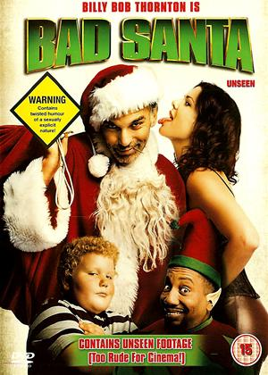Bad Santa Online DVD Rental