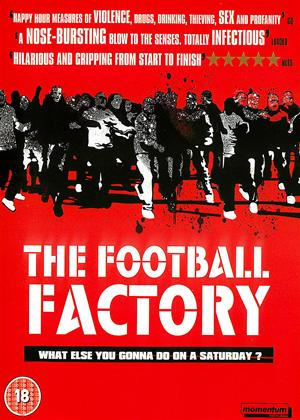 The Football Factory Online DVD Rental