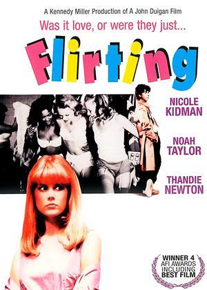 Flirting Online DVD Rental