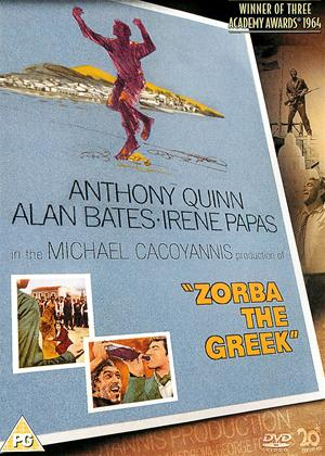 Zorba the Greek Online DVD Rental