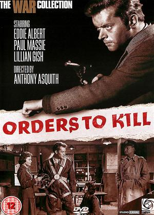 Orders to Kill Online DVD Rental