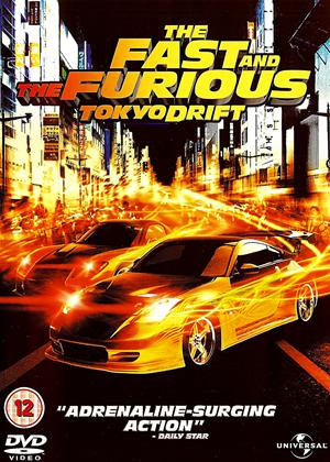The Fast and the Furious: Tokyo Drift Online DVD Rental