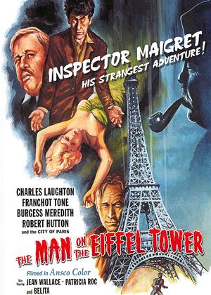 Rent The Man on the Eiffel Tower Online DVD Rental
