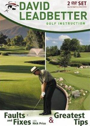 David Leadbetter: Faults and Fixes / Greatest Tips Online DVD Rental