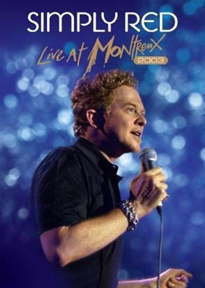 Simply Red: Live at Montreux 2003 Online DVD Rental