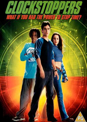Rent Clockstoppers Online DVD Rental