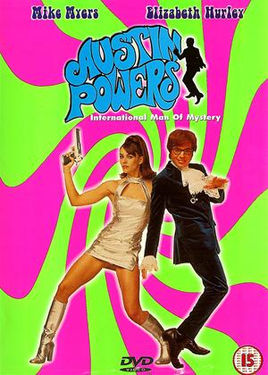Rent Austin Powers: International Man of Mystery Online DVD Rental