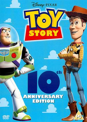 Toy Story Online DVD Rental