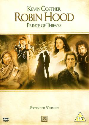Rent Robin Hood: Prince of Thieves Online DVD Rental
