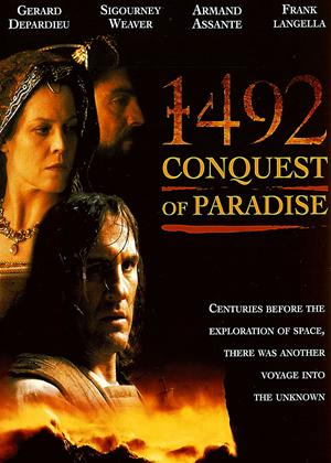 Rent 1492: Conquest of Paradise Online DVD Rental