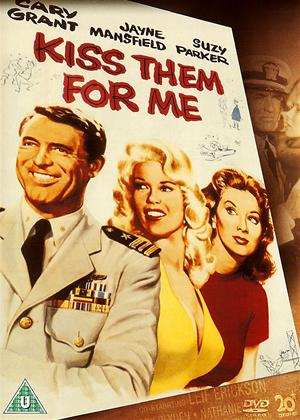 Kiss Them for Me Online DVD Rental