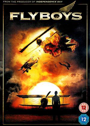Flyboys Online DVD Rental