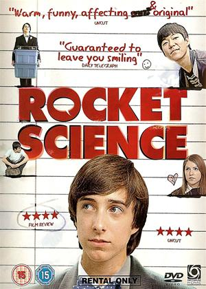 Rocket Science Online DVD Rental