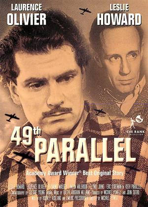 Rent 49th Parallel (aka The Invaders) Online DVD Rental