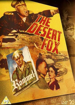 Rent The Desert Fox Online DVD Rental