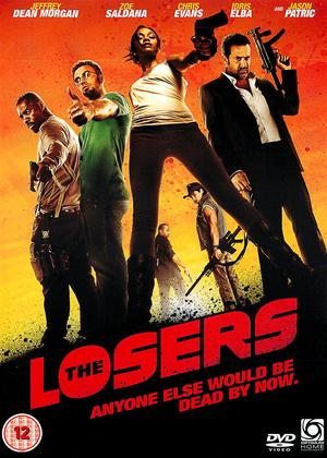 The Losers Online DVD Rental