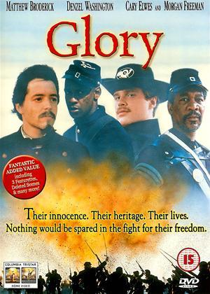 Glory Online DVD Rental