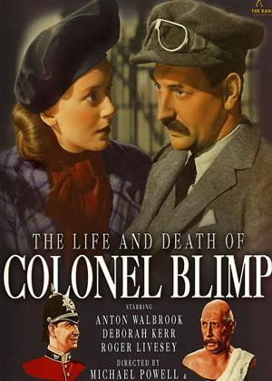 Rent The Life and Death of Colonel Blimp Online DVD Rental
