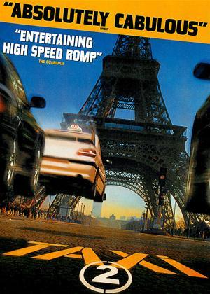 Taxi 2 Online DVD Rental