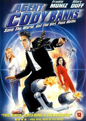 Agent Cody Banks Online DVD Rental