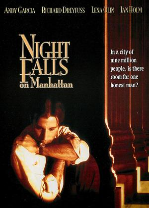 Rent Night Falls on Manhattan Online DVD Rental