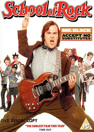 School of Rock Online DVD Rental