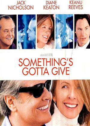 Something's Gotta Give Online DVD Rental