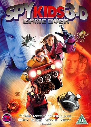 Spy Kids 3: Game Over Online DVD Rental