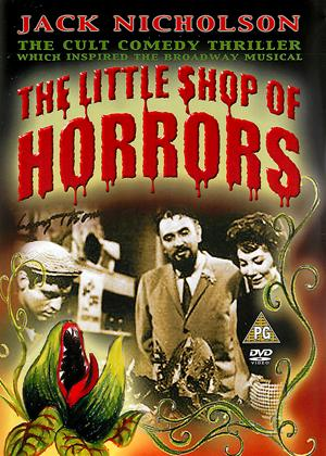 The Little Shop of Horrors Online DVD Rental