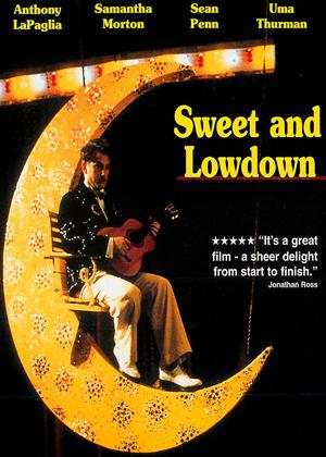 Sweet and Lowdown Online DVD Rental