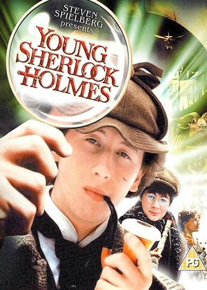 Young Sherlock Holmes Online DVD Rental