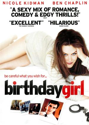 Birthday Girl Online DVD Rental