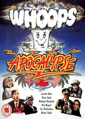 Whoops Apocalypse Online DVD Rental