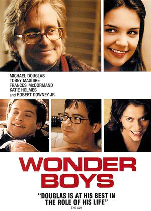 Wonder Boys Online DVD Rental