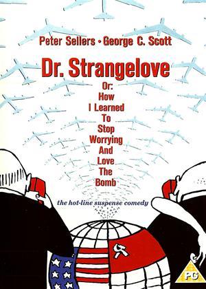 Dr. Strangelove Online DVD Rental