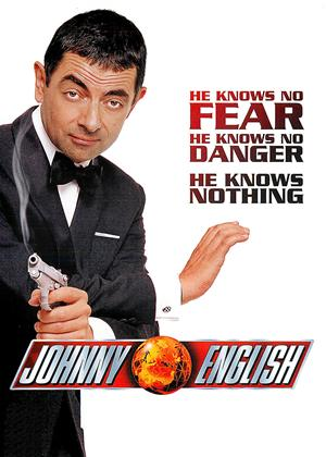 Rent Johnny English Online DVD Rental