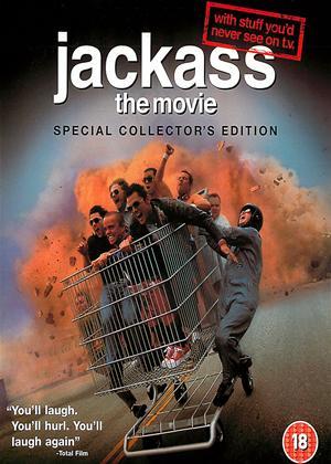 Jackass: The Movie Online DVD Rental