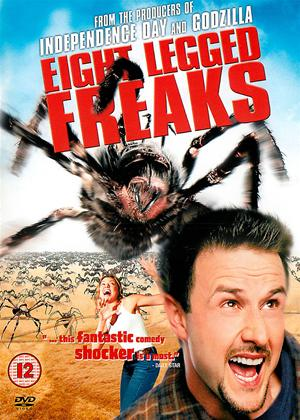 Rent Eight Legged Freaks Online DVD Rental