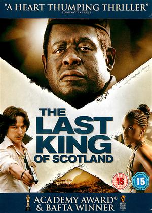 The Last King of Scotland Online DVD Rental