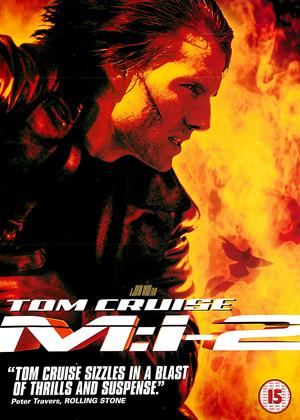 Rent Mission Impossible 2 Online DVD Rental