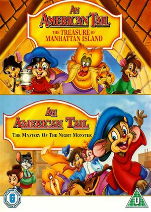 An American Tail: The Mystery of The Night Monster Online DVD Rental