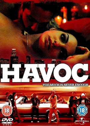 Rent Havoc Online DVD Rental